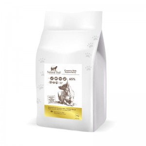 NATURAL TRAIL Dog Country Side Medium Breed 65% Mięsa 12kg