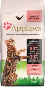 APPLAWS Grain Free ADULT Chicken & Salmon 7,5kg
