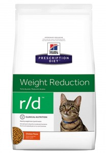 HILL'S PD Feline r/d Weight Reduction 5kg