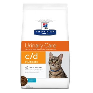 HILL'S PD Feline c/d Urinary Care Ocean Fish 5kg
