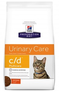 HILL'S PD Feline c/d Urinary Care Chicken 10kg