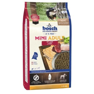 BOSCH Mini Adult Lamb & Rice 1kg