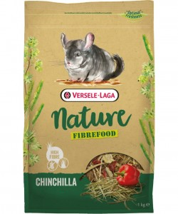 VERSELE-LAGA Nature CHINCHILLA Fibrefood 1kg