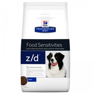 HILL'S PD Canine z/d Food Sensitivities 10kg