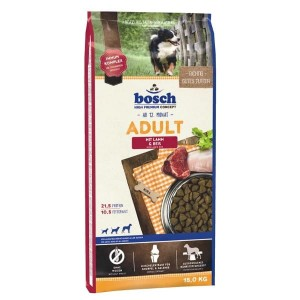 BOSCH Adult Lamb & Rice 2x15kg
