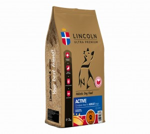 LINCOLN Adult Power 3kg