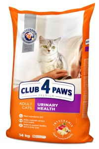 CLUB 4 PAWS Adult Urinary Health 14kg