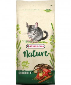 VERSELE-LAGA Nature CHINCHILLA 700g dla SZYNSZYLI