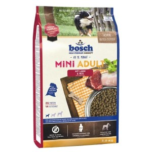 BOSCH Mini Adult Lamb & Rice 3kg