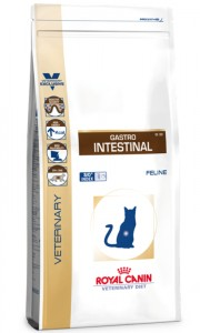 ROYAL CANIN Gastro Intestinal GI32 dla Kota 400g