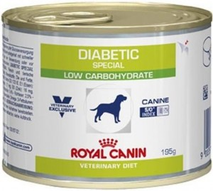 ROYAL CANIN Diabetic Special Low Carbohydrate 195g