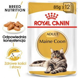 ROYAL CANIN Maine Coon Adult SOS 85g