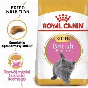 ROYAL CANIN British Shorthair Kitten 400g