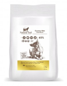 NATURAL TRAIL Dog Country Side Small Breed 65% Mięsa 2kg