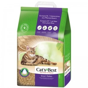 Cat's Best Smart Pellets 2x20L