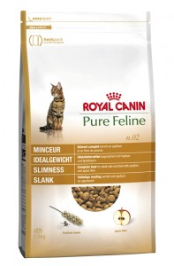 ROYAL CANIN Pure Feline n.02 Slimness 3kg