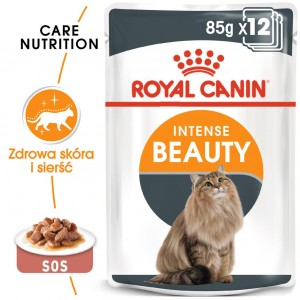 ROYAL CANIN Intense Beauty SOS 12x85g