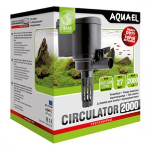 AQUAEL CIRCULATOR 2000 Pompa Akwarium do 700L