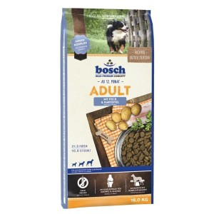 BOSCH Adult Fish & Potato 2x15kg