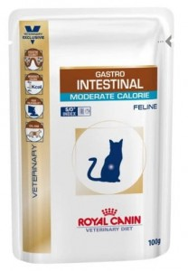 ROYAL CANIN Gastro Intestinal Moderate Calorie 12x100g