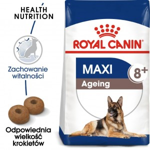 ROYAL CANIN MAXI Ageing 8+ 2x15kg