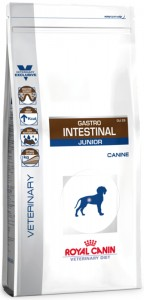 ROYAL CANIN Gastro Intestinal Junior GIJ29 dla Psa 10kg