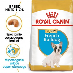 ROYAL CANIN French Bulldog Puppy 2x3kg