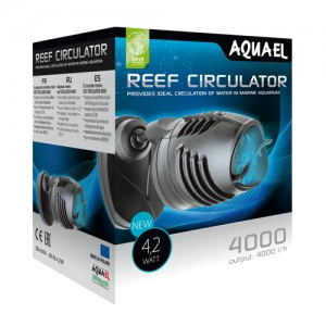 AQUAEL REEF CIRCULATOR 4000 Pompa Akwarium do 400L