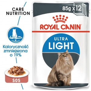 ROYAL CANIN Ultra Light SOS 12x85g