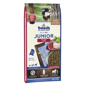 BOSCH Junior Lamb & Rice 2x15kg