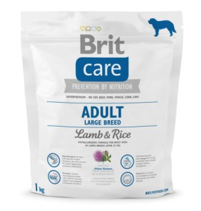 BRIT Care ADULT LARGE Lamb & Rice 1kg