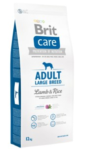 BRIT Care ADULT LARGE Lamb & Rice 12kg